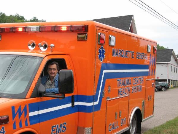 Ambulance DEM