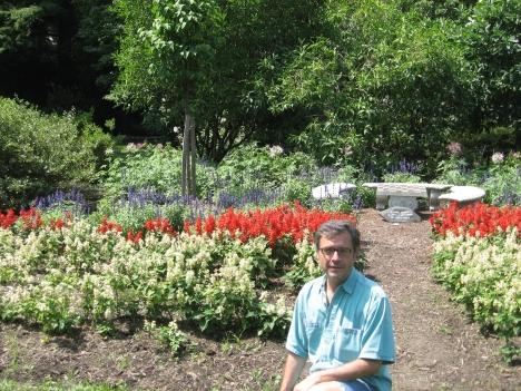 Dr. Marcinko at Johns Hopkins University