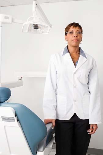 Insightful or clueless dentist?