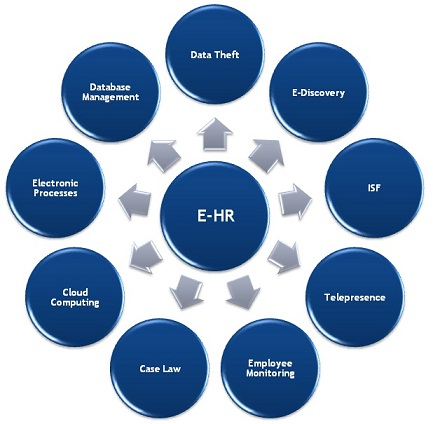 eHR diagram