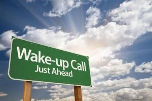 Professional Wake Up Call