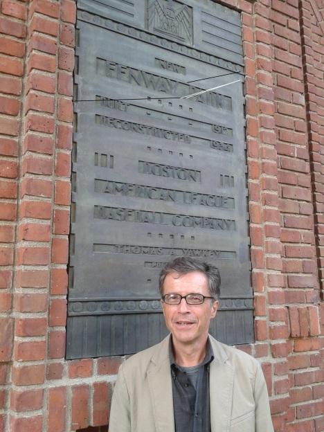 Fenway Park Dr. Marcinko