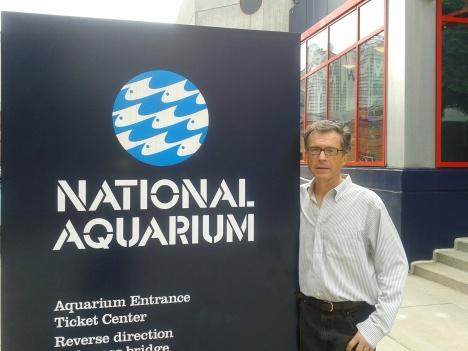 DEM at Aquarium