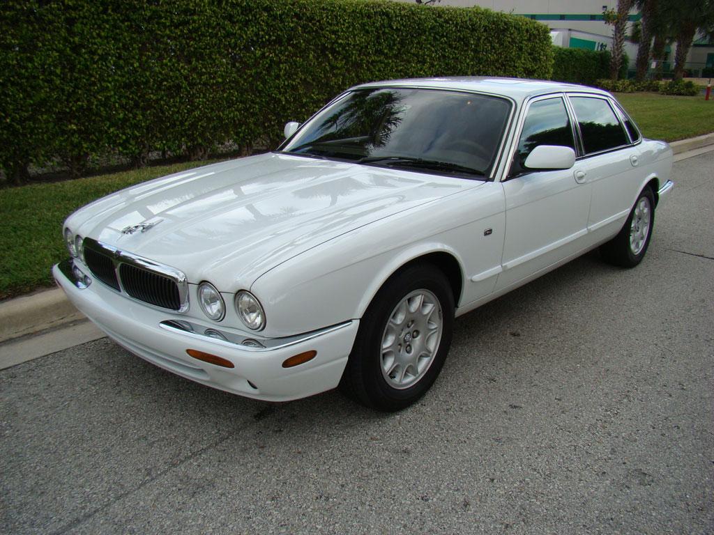 Millionaire's Jaguar