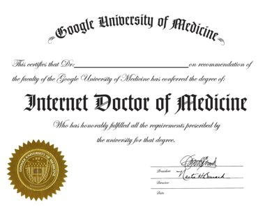 Google School of Medicine